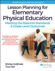 Lesson Planning for Elementary Physical Education eBook With Web Resource