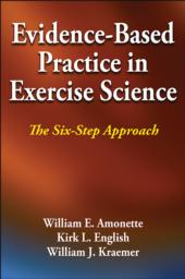 Evidence-Based Practice in Exercise Science eBook