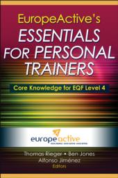 EuropeActive's Essentials for Personal Trainers