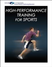 High-Performance Training for Sports Online CE Course