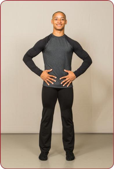 Figure 5.4 Neutral foot position.