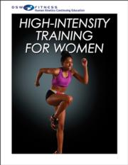 High-Intensity Training for Women Print CE Course
