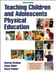 Teaching Children and Adolescents Physical Education 4th Edition eBook With Web Resource