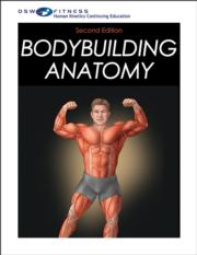 Bodybuilding Anatomy Print CE Course-2nd Edition