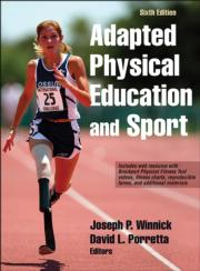 Adapted Physical Education and Sport 6th Edition eBook With Web Resource