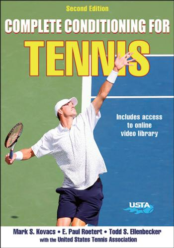 Complete Conditioning for Tennis Book Trailer