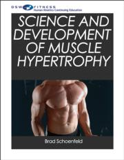 Science and Development of Muscle Hypertrophy Online CE Course