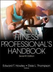 Fitness Professional's Handbook 7th Edition eBook With Web Resource