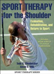 Sport Therapy for the Shoulder Image Bank