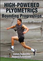 High-Powered Plyometrics Video on Demand: Bounding Progression