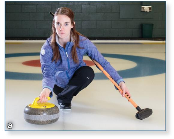 Break Through Beginner Curling