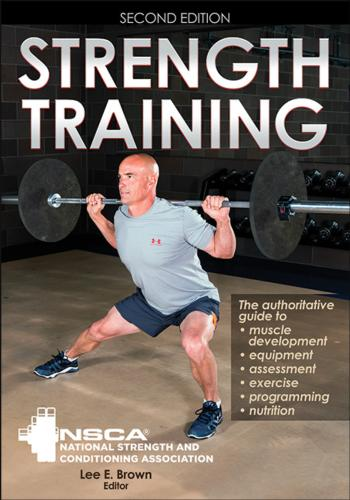 Strength Training-2nd Edition -