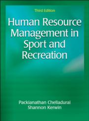 Human Resource Management in Sport and Recreation 3rd Edition eBook