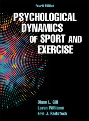 Psychological Dynamics of Sport and Exercise 4th Edition eBook