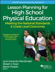 Lesson Planning for High School Physical Education eBook With Web Resource