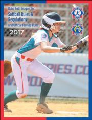 BRL 2017 Softball Rules and Regulations eBook