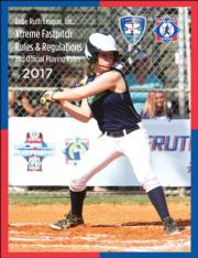 BRL 2017 Extreme Fastpitch Rules and Regulations eBook