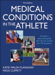 Medical Conditions in the Athlete 3rd Edition eBook With Web Study Guide