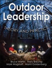 Outdoor Leadership 2nd Edition eBook