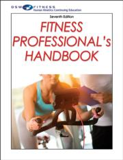 Fitness Professional's Handbook Online CE Course-7th Edition