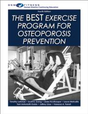 The BEST Exercise Program for Osteoporosis Prevention Print CE Course-4th Edition