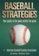Baseball Strategies eBook Cover