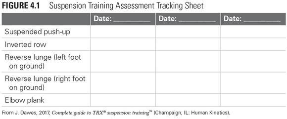 fitness progress tracker