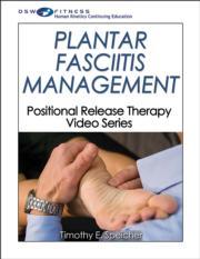 Plantar Fasciitis Management Video With CE Exam