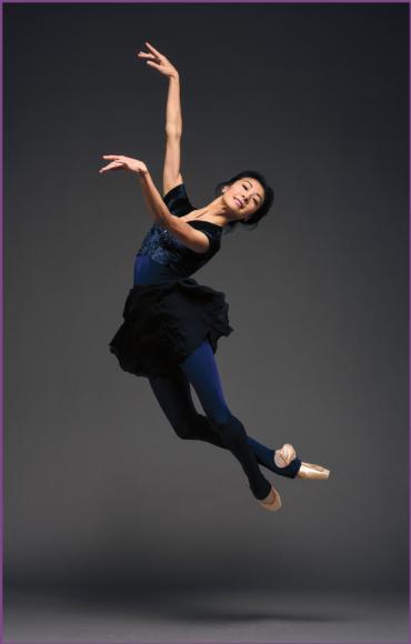San Francisco Ballet, Richard C. Barker Principal Dancer (2002) Yuan Yuan Tan.