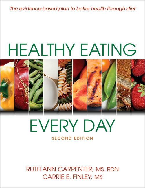 Healthy Eating Every Day-2nd Edition