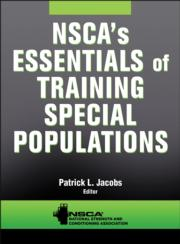 NSCA's Essentials of Training Special Populations Presentation Package plus Image Bank
