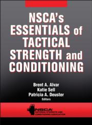 NSCA's Essentials of Tactical Strength and Conditioning  Presentation Package plus Image Bank