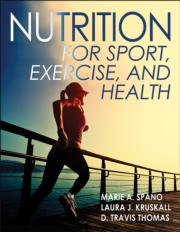 Nutrition for Sport, Exercise, and Health Presentation Package plus Image Bank