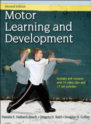 Motor Learning and Development Web Resource-2nd Edition