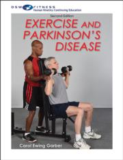 Exercise and Parkinson's Disease Print CE Course-2nd Edition