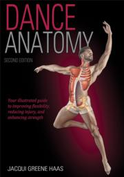 Dance Anatomy 2nd Edition eBook