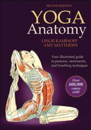 Yoga Anatomy 2nd Edition eBook