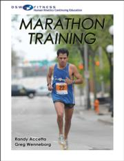 Marathon Training Print CE Course