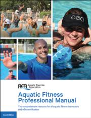 Aquatic Fitness Professional Manual-7th Edition
