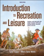 Introduction to Recreation and Leisure 3rd Edition eBook With Web Study Guide