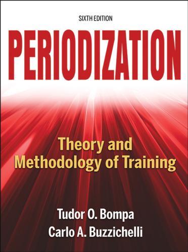 Periodization 6th Edition Tudor Bompa Carlo Buzzichelli