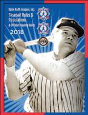 BRL 2018 Baseball Rules and Regulations Ebook
