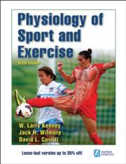 Physiology of Sport and Exercise 6th Edition With Web Study Guide-Loose-Leaf Edition