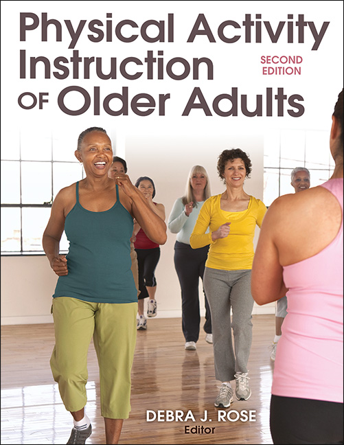 Physical Activity Instruction of Older Adults-2nd Edition