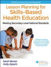 Lesson Planning for Skills-Based Health Education Web Resource