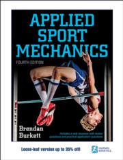 Applied Sport Mechanics 4th Edition With Web Resource-Loose-Leaf Edition