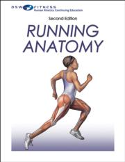 Running Anatomy With CE Exam-2nd Edition