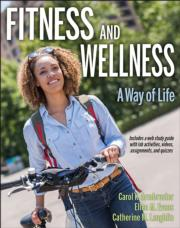 Fitness and Wellness PDF With Web Study Guide