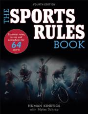 The Sports Rules Book-4th Edition
