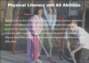 Physical Literacy and all Abilities Enhanced Online Course